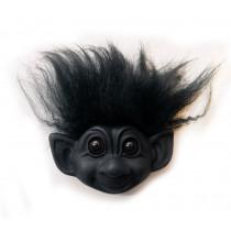 Goodluck Troll, black magnet
