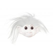 Goodluck Troll, white magnet